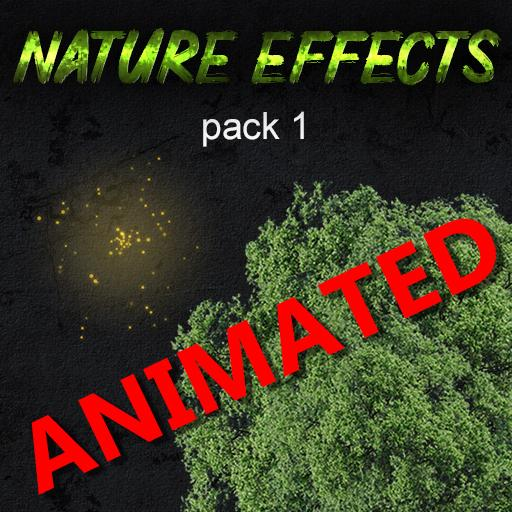 Nature Effects pack 1 Animated
