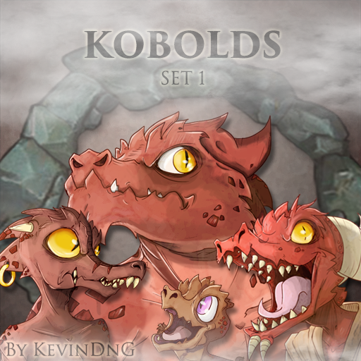 Kobolds - Set 1