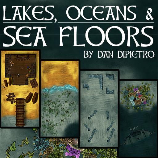 Lakes, Oceans, & Sea Floors