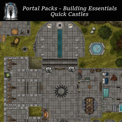 Portal Packs - Building Essentials - Quick Castles