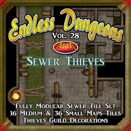 EDv28: Sewer Thieves