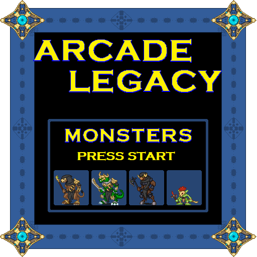 Arcade Legacy Monsters