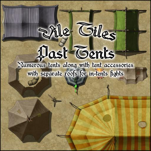 Vile Tiles Past Tents  sc 1 st  Roll20 Marketplace : past tent - memphite.com