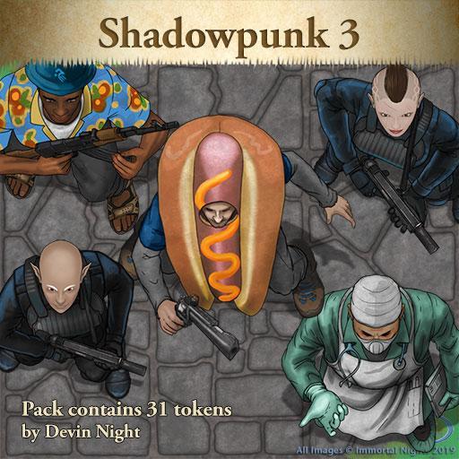 Shadow Punk 3