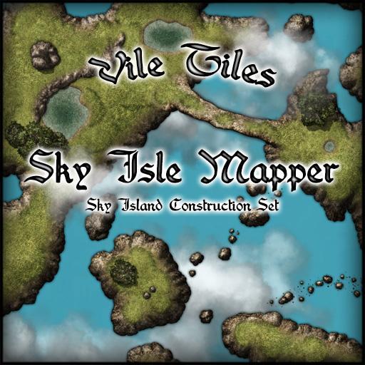 Vile Tiles: Sky Isle Mapper