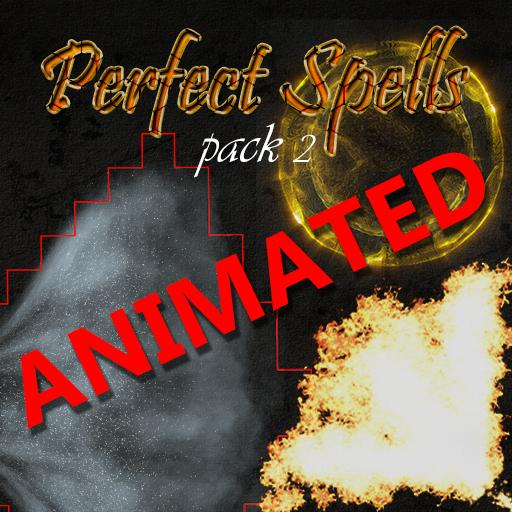 Perfect Spells pack 2 Animated