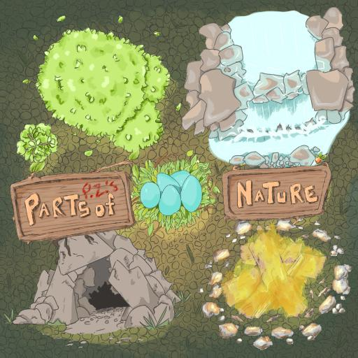 Parts of Nature