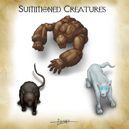 Summoned Creatures
