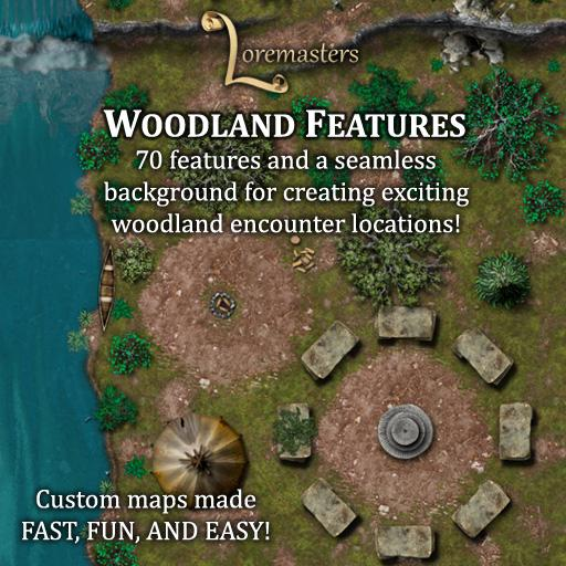 Woodland Features