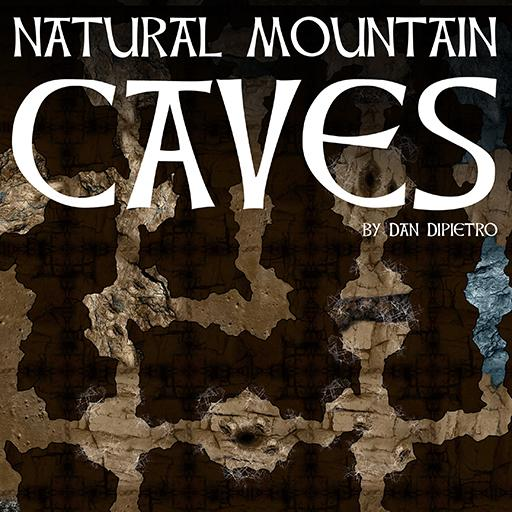 Natural Mountain Caves