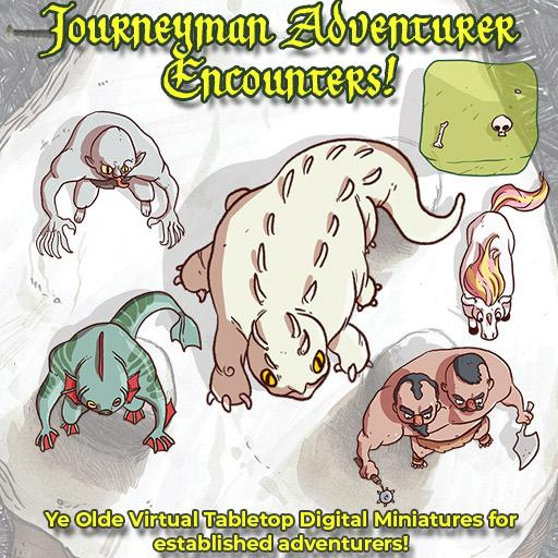 Shambles' Journeyman Adventurer Encounters!