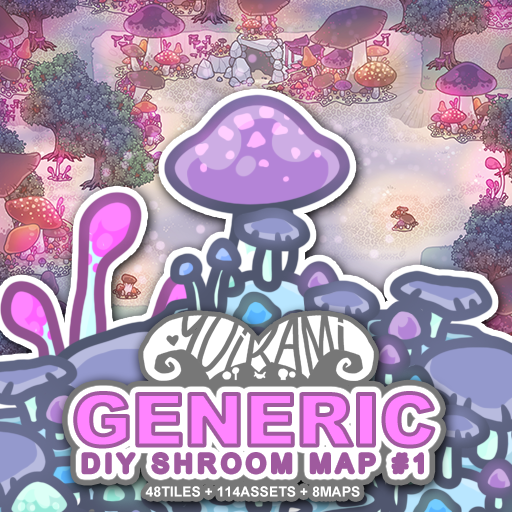 Generic DIY Shroom Map 1