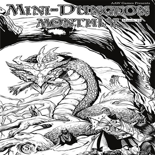 Mini-Dungeon Monthly #2