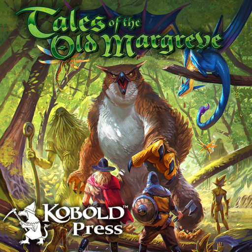 Tales of the Old Margreve Bundle