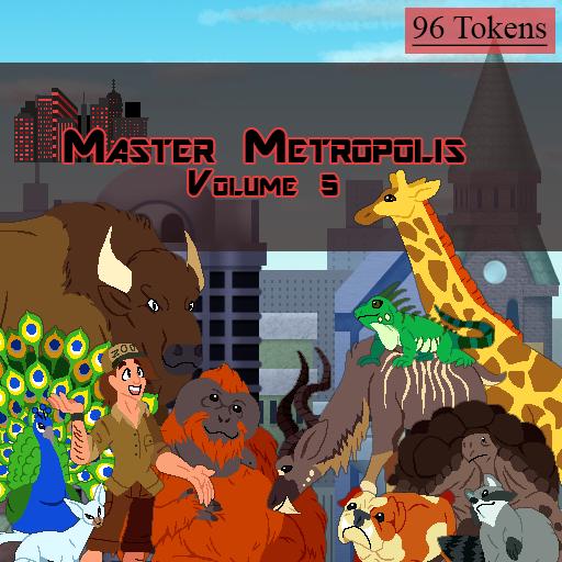 Master Metropolis Volume 5