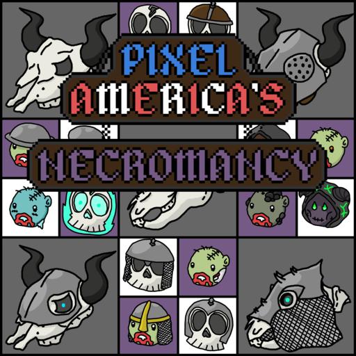 Pixel America's - Necromancy Pack