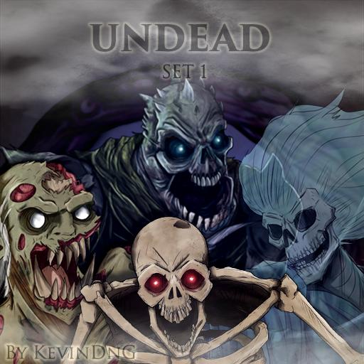 Undead - Set 1