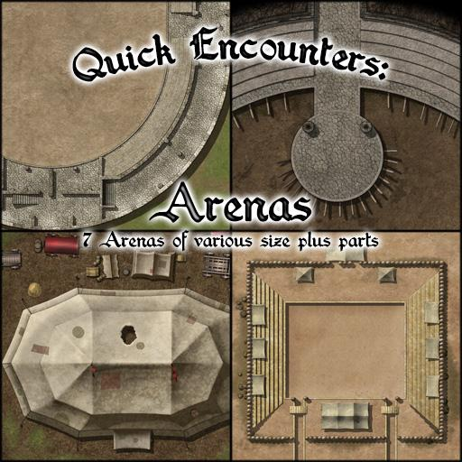 Quick Encounters: Arenas