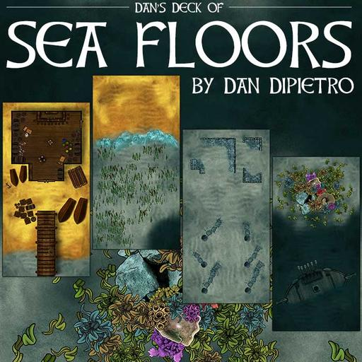 Dan's Deck of Ocean Floors