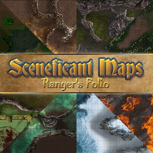 Sceneficant Maps: Ranger's Folio