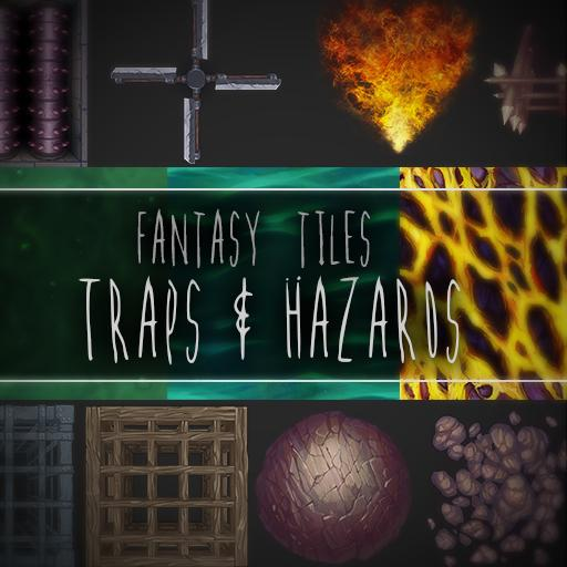 Fantasy Traps and Hazards