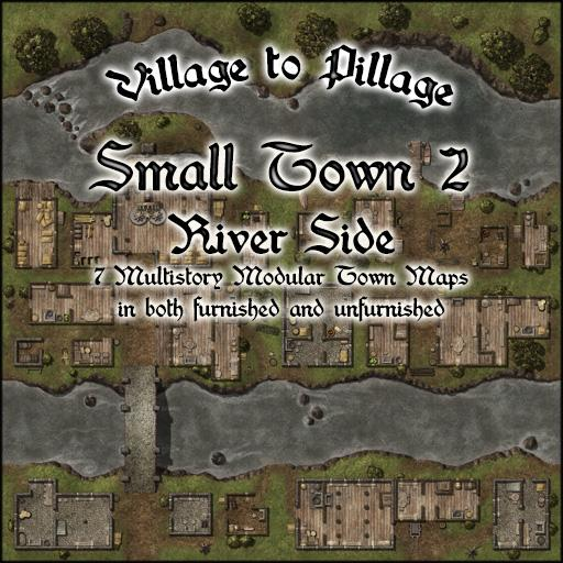 Village to Pillage: Small Town 2 River Side