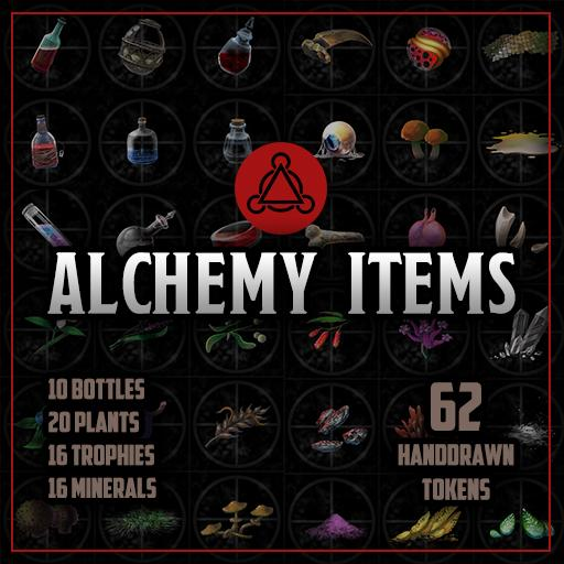 Alchemy Items