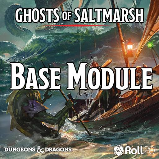 Ghosts of Saltmarsh (Base Module)