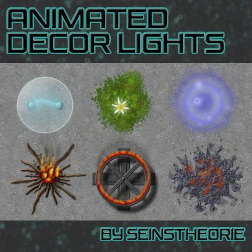 Animated Decor Lights