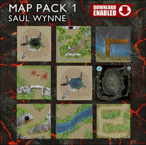 Maps Pack 1