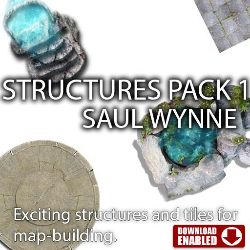 Structures Pack 1