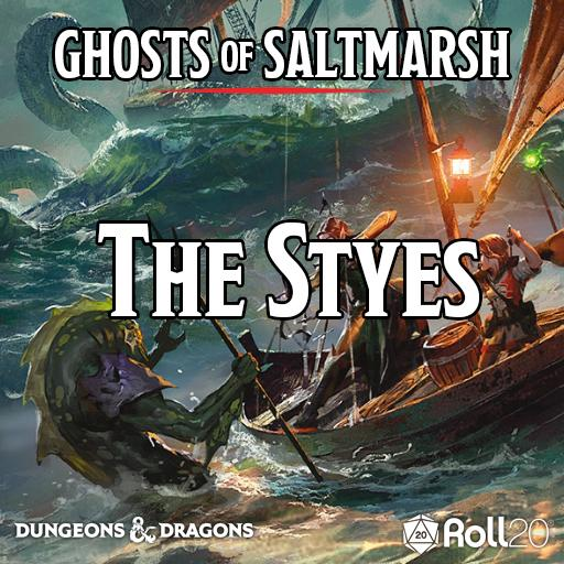 Ghosts of Saltmarsh (The Styes)