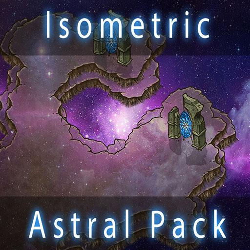 Isometric Astral Pack