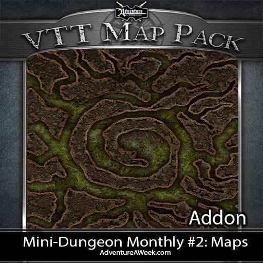 VTT Addon: MDM #2 Addon