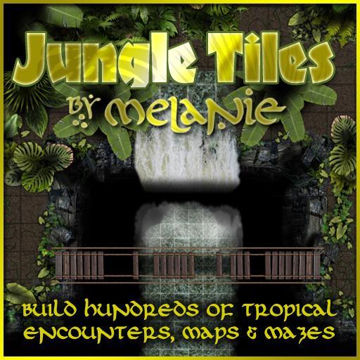 Jungle Tiles