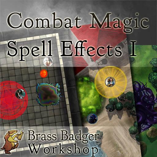 Combat Magic I