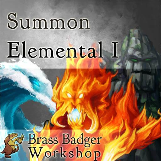 Summon Elemental Pack I