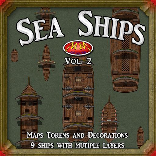 Sea Ships V2