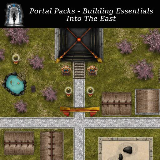 Portal Packs - Building Essentials - Into The East