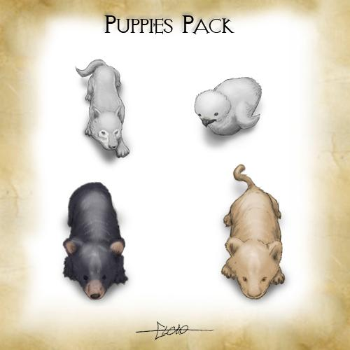 Puppies Pack