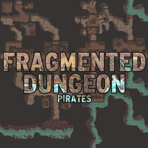 Fragmented Dungeon: Pirates