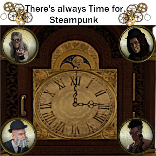 Alway's time for Steampunk