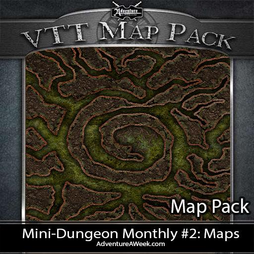 VTT Map Pack: MDM #2