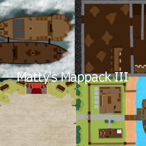 Matty's Mappack III