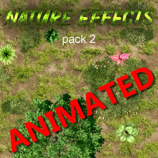 Nature Effect pack 2 Animated