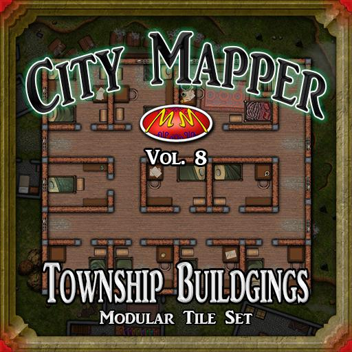CMv8: Township Buildings