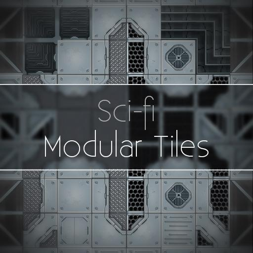 Scifi Modular Tiles