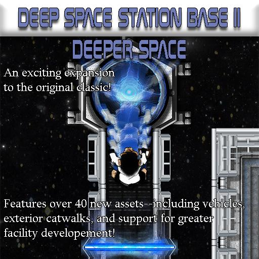 Deep Space Station Base II: Deeper Space
