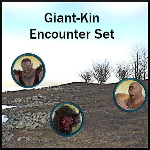 Giant-Kin Encounter Set