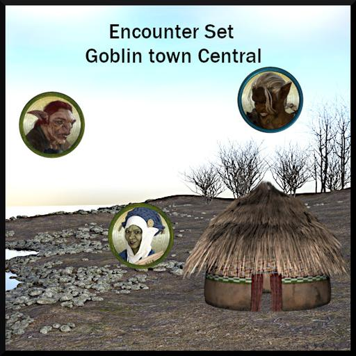 Encounter-Set: Goblin Town
